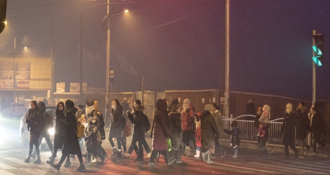 Dünya Sağlık Örgütü: Kirli Hava 10 Çocuktan 9Unun Sağlığını Tehlikeye Sokuyor