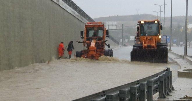 Kastamonuda Metrekareye Düşen Yağış Miktarları Belli Oldu