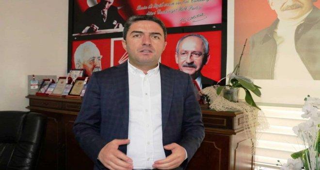 Chp İl Başkanı Kirazdan Yerel Seçim Değerlendirmesi
