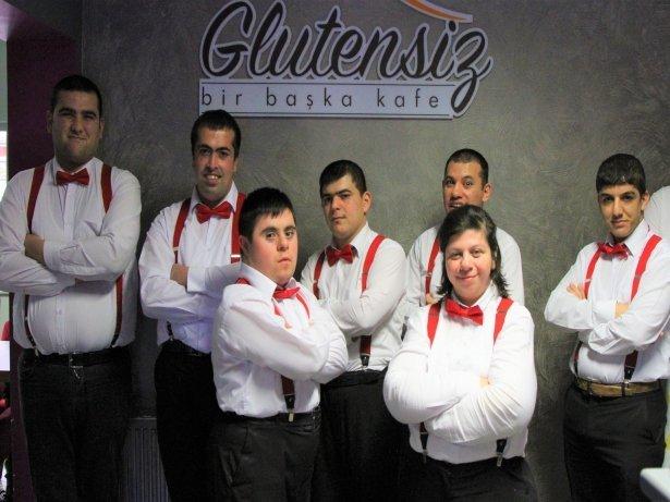 Türkiyede İlk Korumalı İşyeri: Glütensiz Bir Başka Kafe