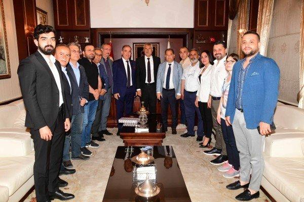 """Başkan Zeydan Karalar, """"Adana İçin Bilgiyi, Uzmanlığı Dikkate Alacağız."""""""