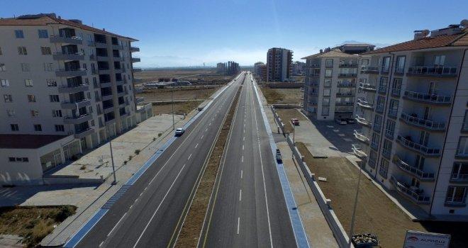 """""""Çünür Yenişehir Huzur Kentine Dönüşecek"""""""