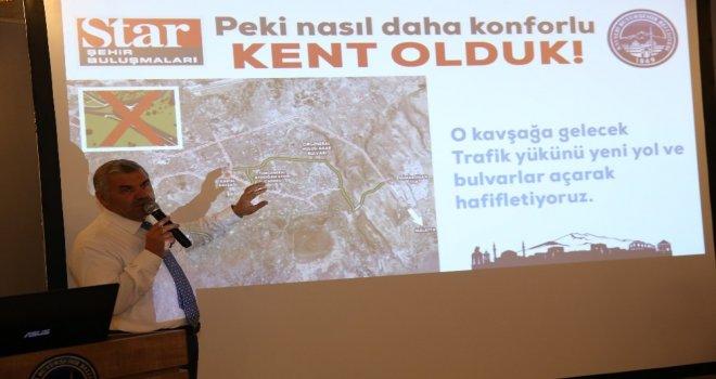Zenginlikler Şehrinin Yatırımcı Belediyesi