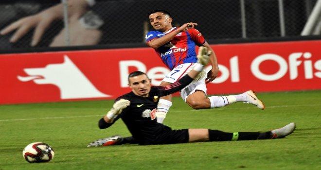 Süper Toto 1. Lig: Altınordu: 2 - Eskişehirspor: 0