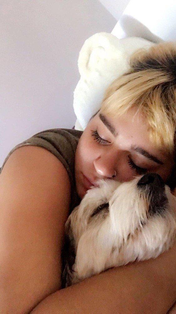 Antalyada Üniversite Öğrencisinin Köpeğini Bulana Ödül