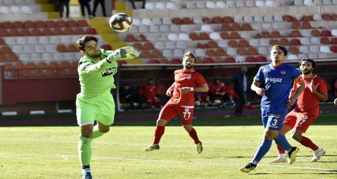 Tff 2. Lig: Gümüşhanespor: 2 - Niğde Anadolu Futbol Kulübü A.ş: 2