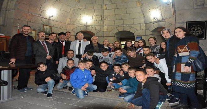 Trabzondan Güroymaka Dostluk Kervanı