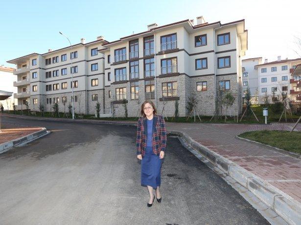 Kuzey Şehir Projesinde Artık Bir Evleri Var