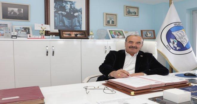 Başkan Türkyılmazdan Esnafa Kira İndirimi Müjdesi