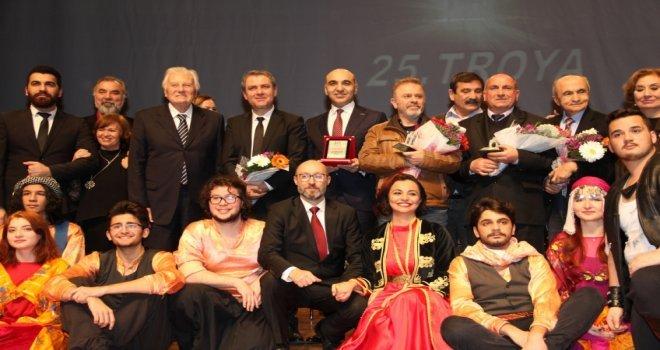 26. Troya Kültürsanat Ödülleri Açıklandı
