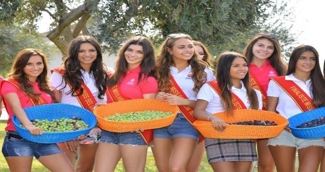 Miss Belgium 2019 Finalistleri Antalyada