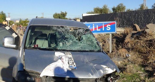 Kiliste Trafik Kazası: 3 Yaralı