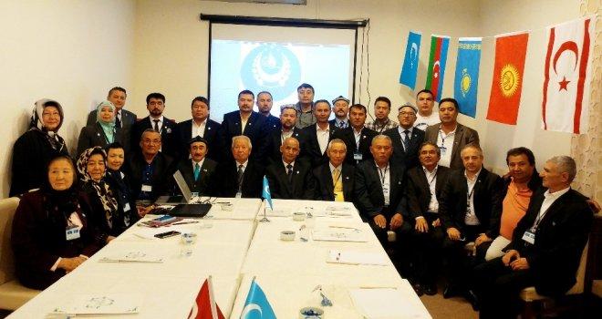 Doğu Türkistanlılar Cumhurbaşkanını Muğlada Seçti