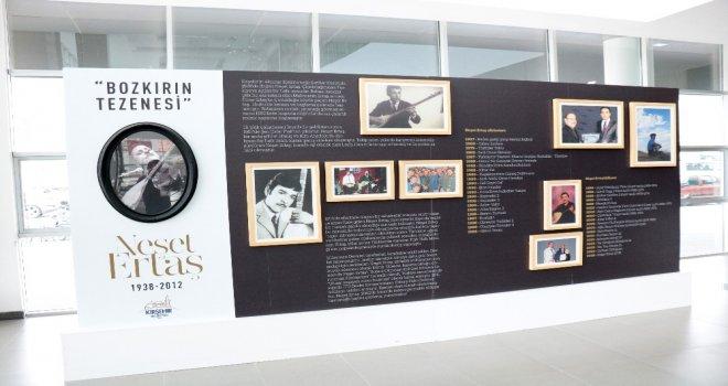 Neşet Ertaş Kültür Sanat Merkezini 128 Bin Kişi Ziyaret Etti