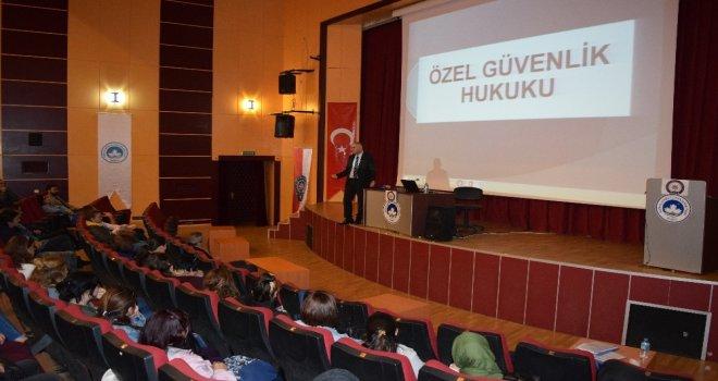 Okul Çevrelerinde Görevlendirilecek 120 Güvenlik Görevlisine Eğitim