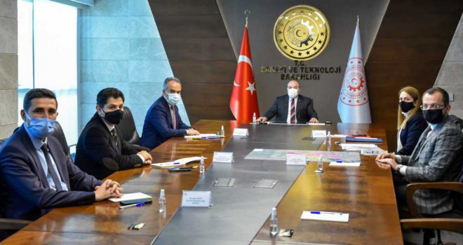 Başkan Ankara'dan müjdelerle döndü
