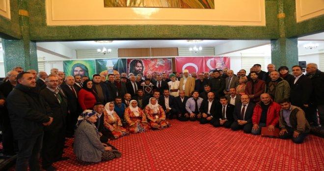 Tuncelide Uluslararası Sarı Saltık Ocağı Çalıştayı Düzenlendi