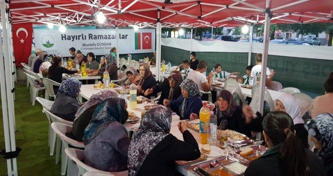 Osmangaziden Bulgaristanda Gönül Sofrası