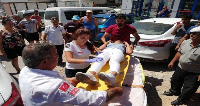 Yatağanda Trafik Kazası: 4 Yaralı