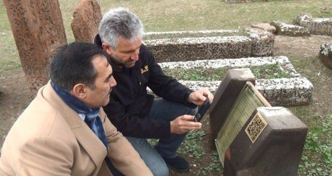 Ahlattaki Tarihi Yapılar 'Karekod İle Tanıtılıyor