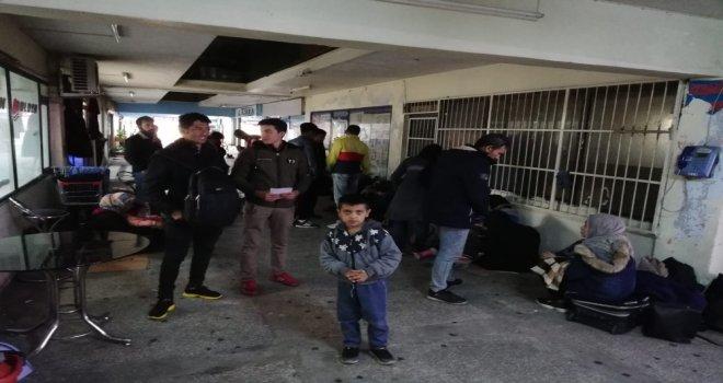 43 Afgan Uyruklu Kaçak Mülteci İstanbul Diye Rizeye Bırakıldı