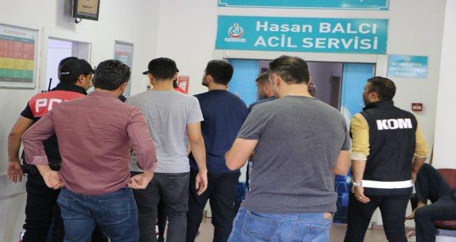 Kırşehirde Fetöden Aranan Karı-Koca Kahramanmaraşta Yakalandı