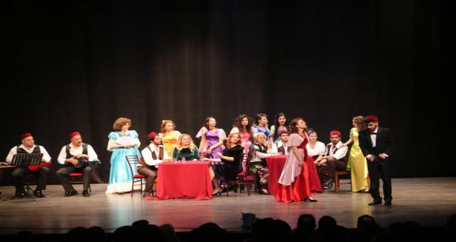 Büyükşehir Belediyesi Tiyatro Atölyesinden Tarihi Oyun