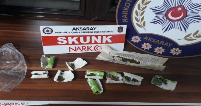 Aksarayda Sokak Satıcılarına Darbe: 3 Tutuklama