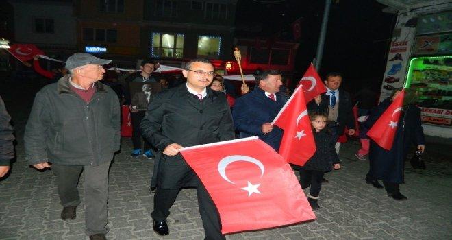 Posofta Cumhuriyet Bayramı Coşkuyla Kutlandı