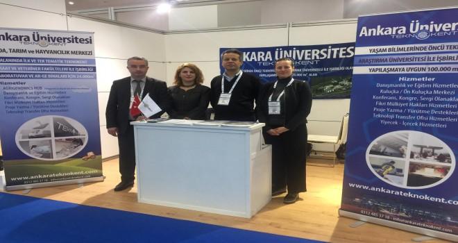 """Ankara Teknokent Verimlilik Teknoloji """"Akıllı Çözümler"""" Fuarı'nda!"""