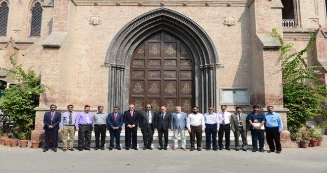 Bartın Üniversitesi Ve Pakistan Gcunun Biyoetanol Üreteceği Proje Devam Ediyor