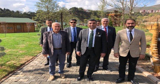 Milletvekili Erol, Tunceli En Şanslı Dönemini Yaşıyor