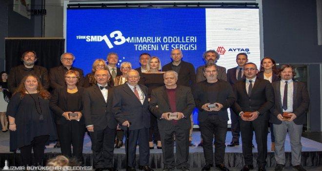İzmire 4 Ödül Birden