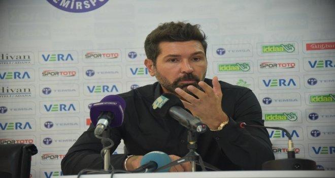 """Hakan Kutlu: """"Futbol Adına Yapılması Gereken Her Şeyi Yaptık"""""""