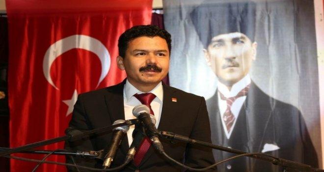 Chp Kaş İlçe Başkanı Akbaş, Aday Adaylığını Açıkladı