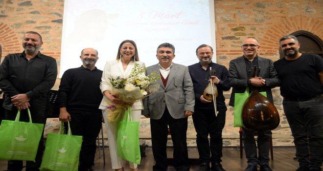 Osmangaziden Dünya Kadınlar Günü Konseri