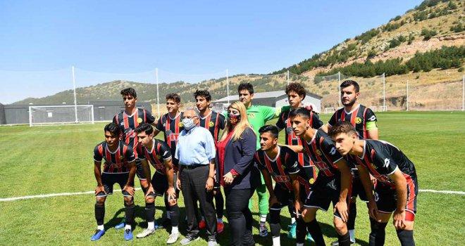 Erciyes'te Gurur Günü