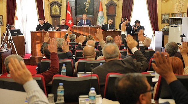 Edirne De 2018İn Son Meclisi