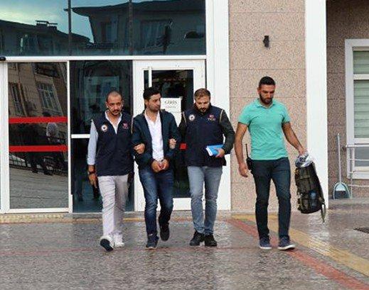 Burdurda Fetö Operasyonu: 1 Tutuklama