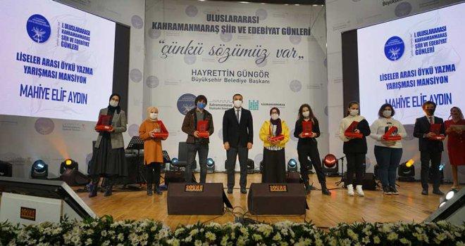 Uluslararası Şiir ve Edebiyat Günleri Başladı