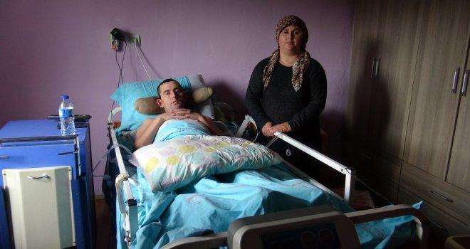 Geçirdiği Trafik Kazası Hayatını Kararttı