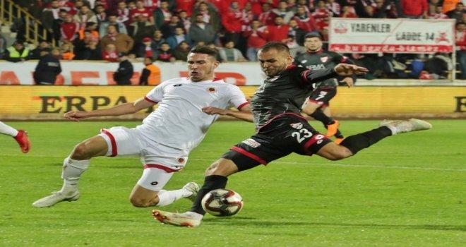 Spor Toto 1. Lig: Boluspor: 0 - Gençlerbirliği: 1