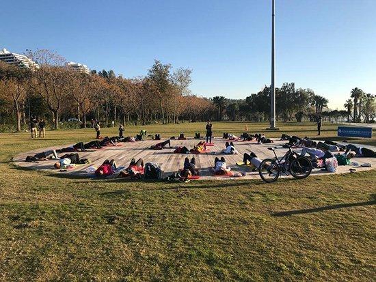 Büyükşehirden Sabah Sporu