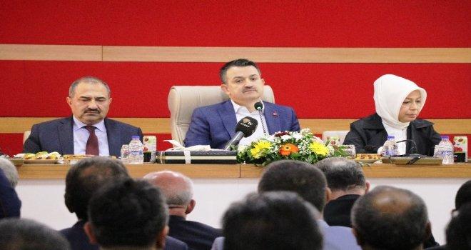 Bakan Pakdemirli: Son 5 Yıldır Türkiye İstikrarsızlaştırılmaya Çalışılıyor