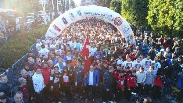 Adana, Atatürkün İzinde Kurtuluşa Koşacak