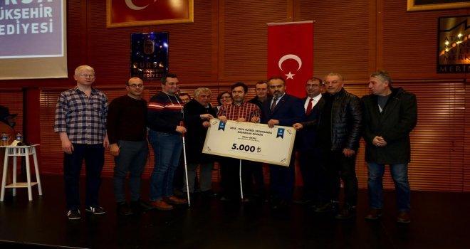 Bursa Büyükşehirden Amatöre 1 Milyon 100 Bin Tllik Büyük Destek