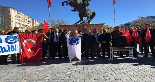 Türk: Danıştayın Andımız Kararı İle Kıyamet Koptu