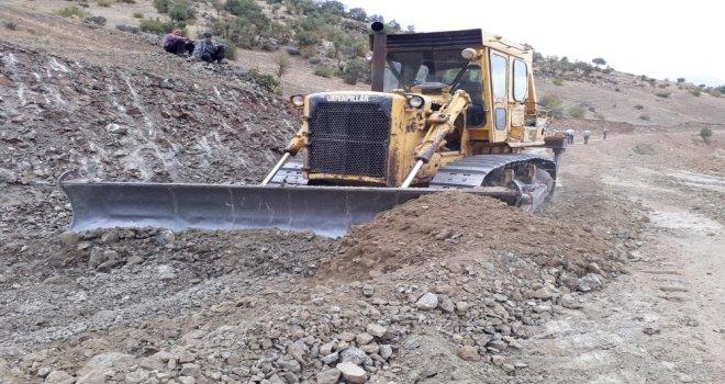 Siirtte Yeni Açılacak Yolla 15 Köy Yolunun Bağlantısı Sağlanacak