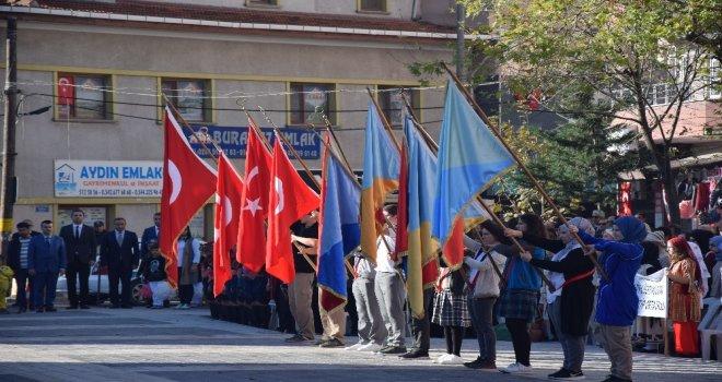 Lapsekide Cumhuriyet Bayramının 95. Yıl Dönümü Kutlamaları
