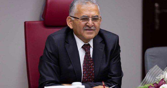 Başkan Büyükkılıç Elazığ'a Gidiyor